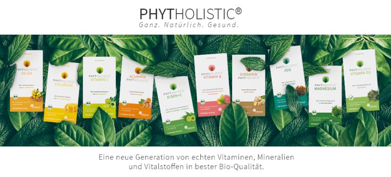 Phytholistic Produkte Sliderbild