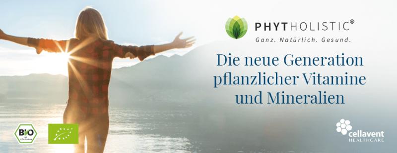 Phytholistic – Rein natürliche Nahrungsergänzungsmittel für Ihre Gesundheit